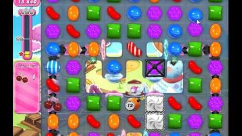 Candy Crush Saga Level 1075