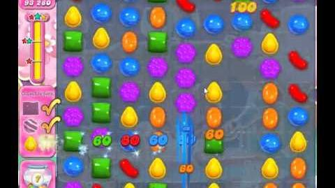 Candy Crush Saga Level 1189