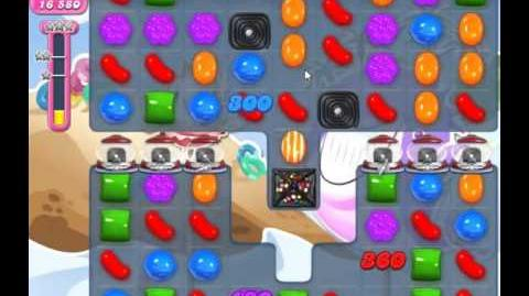 Candy Crush Saga Level 1636 - NO BOOSTERS