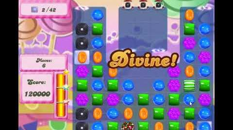 Candy Crush Saga Level 2700+ Group -- level 2755 -- No boosters ☆☆☆