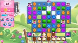 Candy Crush Saga Level 4867 NO BOOSTERS
