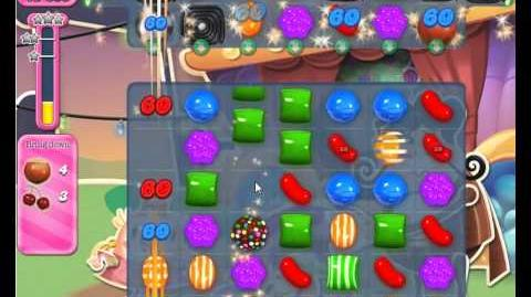 Candy Crush Saga Level 554