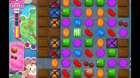 Candy Crush Saga Level 62 - 3 Star - no boosters