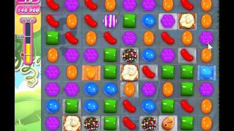 Candy Crush Saga Level 814 NO BOOSTER