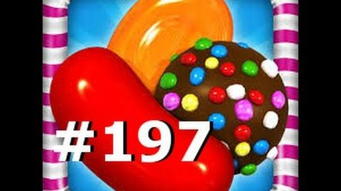 Candy Crush Saga - Level 197