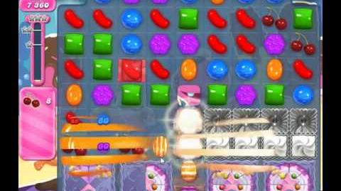 Candy Crush Saga Level 1744 - NO BOOSTERS