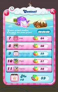 Striped Candy Contest Leaderboard2
