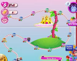 Candy Clouds 2 Map Mobile