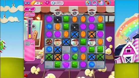 Candy Crush Saga - Level 2726 - No boosters