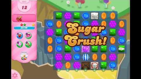 Candy Crush Saga - Level 2847 - No boosters ☆☆☆