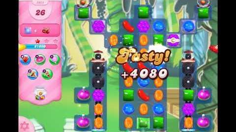 Candy Crush Saga - Level 2954 ☆☆☆