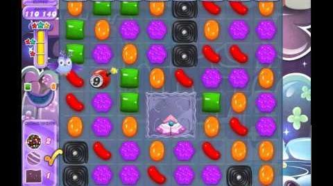 Candy Crush Saga Dreamworld Level 639 (No booster, 3 Stars)