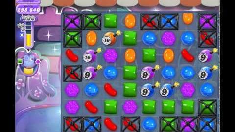 Candy Crush Saga Dreamworld Level 646 (No booster)