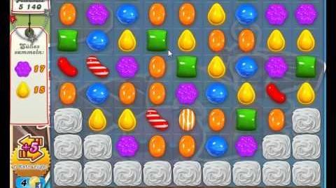Candy Crush Saga Level 127