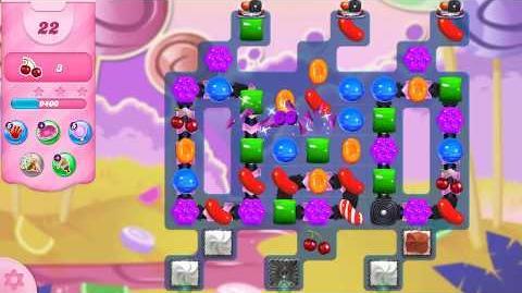 Candy Crush Saga Level 3122 NO BOOSTERS