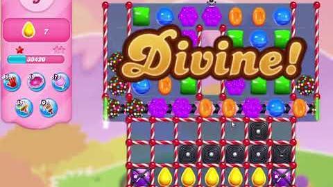 Candy Crush Saga Level 3909 NO BOOSTERS