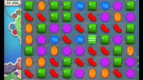 Candy Crush Saga Level 63