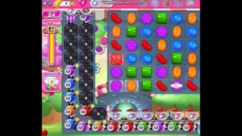 Candy Crush Saga Level 961 ★★★ No Boosters Used - 533,660 pts