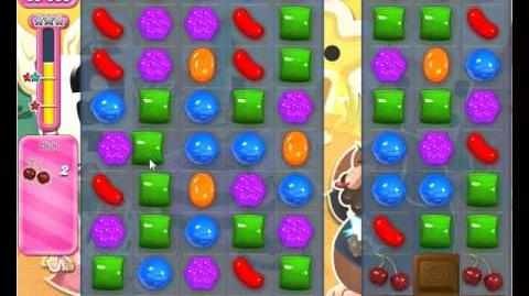Candy crush saga - level 684 - 3 stars no booster used