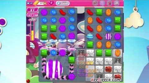 Candy Crush Saga Level 1229 - ★★★