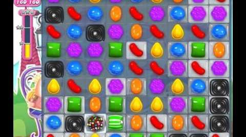 Candy Crush Saga Level 1252