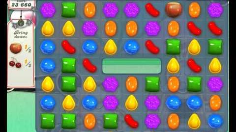 Candy Crush Saga Level 17 (BETA-LEVEL)