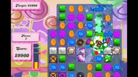 Candy Crush Saga Level 2700+ Group -- level 2753 -- No boosters