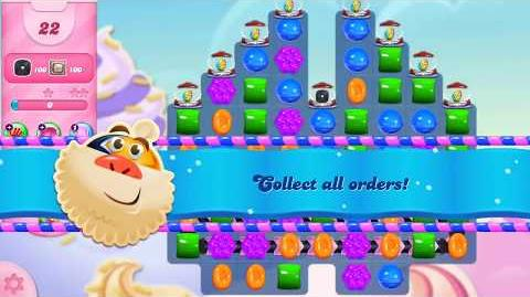Candy Crush Saga Level 3132 NO BOOSTERS