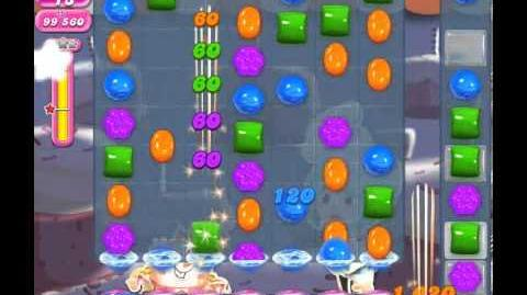 Candy Crush Saga Level 363 - 3 Star - no boosters