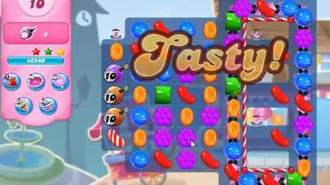 Candy Crush Saga Level 4025 NO BOOSTERS