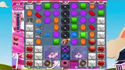 Candy Crush Saga Level 500 IMPOSSIBLE LEVEL BEAT!