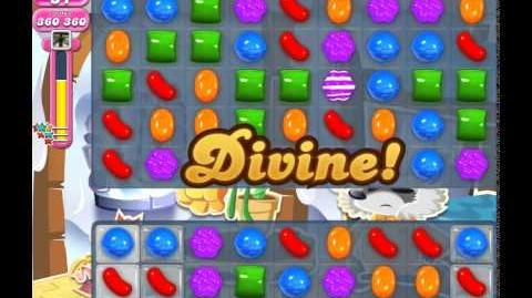 Candy Crush Saga Level 830 (No booster, 3 Stars)
