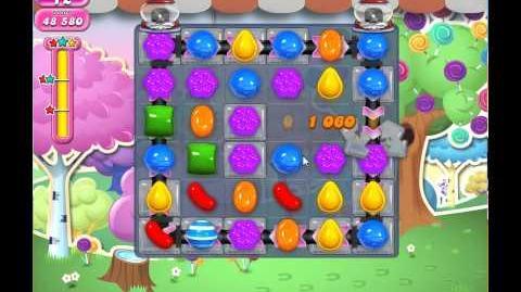 Candy Crush Saga Level 947 No Booster