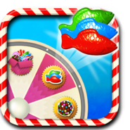 Jelly fish booster wheel icon