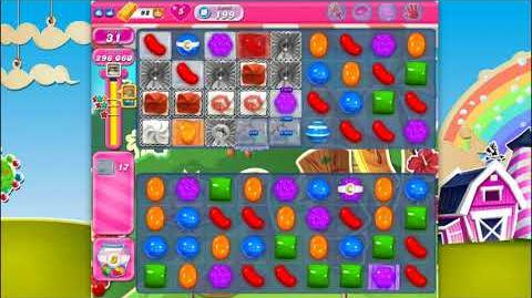 Candy Crush Saga - Level 199 - No boosters ☆☆☆ Top Score