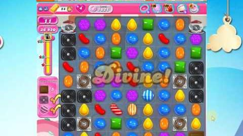 Candy Crush Saga LEVEL 1621