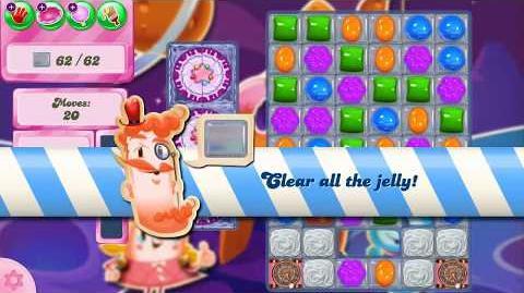 Candy Crush Saga Level 2639 NO BOOSTERS