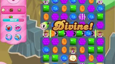 Candy Crush Saga Level 2912 NO BOOSTERS (third version)