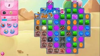 Candy Crush Saga Level 4822 NO BOOSTERS