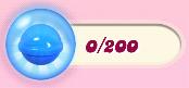Fairy Fair Blue Candy Icon