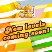 New levels announcement 141