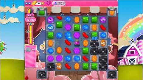 Candy Crush Saga - Level 2795 - No boosters ☆☆☆