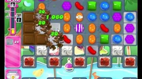 Candy Crush Saga LEVEL 2411 NO BOOSTERS