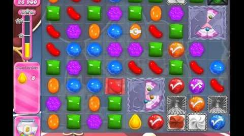 Candy Crush Saga Level 1103 - THE RETURN OF FUN -Pastry Palace