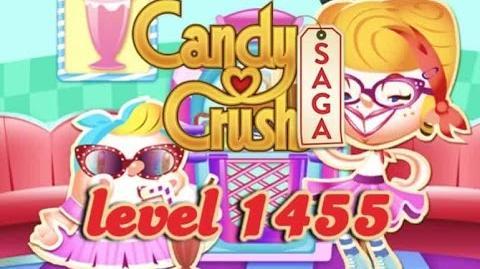 Candy Crush Saga Level 1455-0