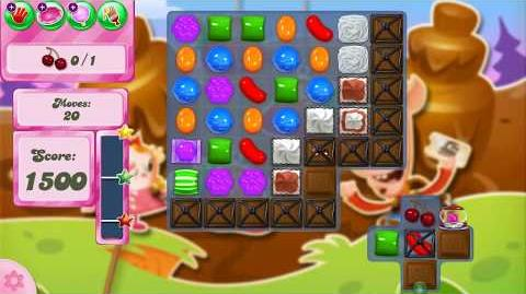 Candy Crush Saga Level 2614 NO BOOSTERS