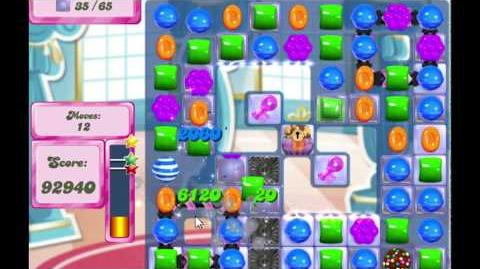 Candy Crush Saga Level 2648 NO BOOSTERS (new version)