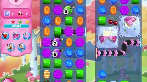 Candy Crush Saga Level 3141 NO BOOSTERS (19 moves)