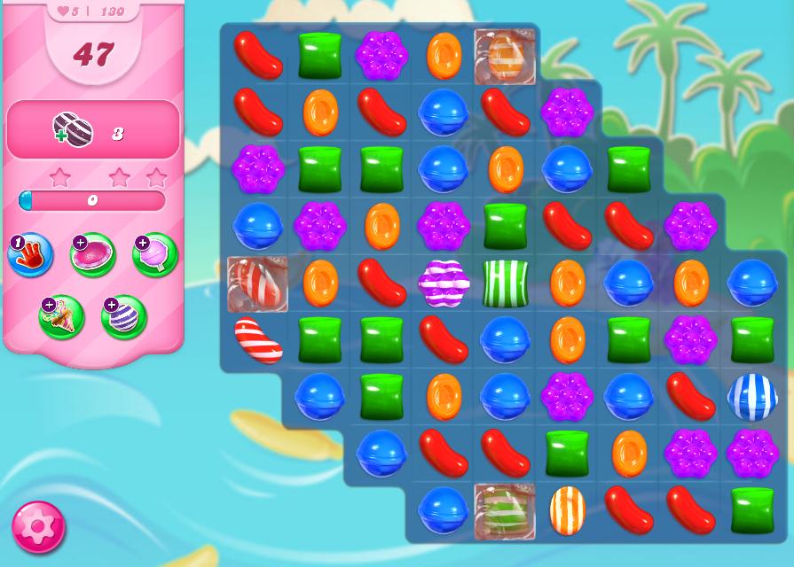 Level 130 Candy Crush Saga Wiki Fandom Powered By Wikia