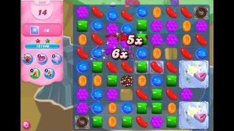 Candy Crush Saga - Level 3306 ☆☆☆